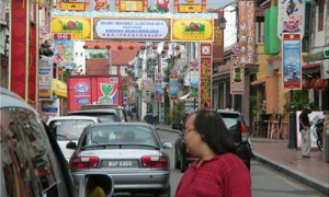 Melaka - Rue Touristique - Culture-Silat