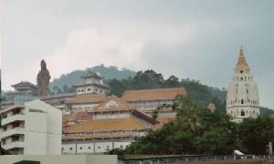 Pulau Penang Kek Lok Si Temple - Culture-Silat
