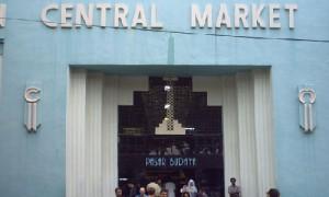 Kuala Lumpur - Central Market - Culture-Silat