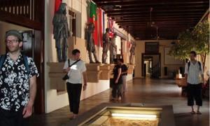 Melaka - Musée historique - Culture-Silat