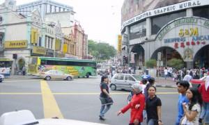 Kuala Lumpur - Ballade dans les rues - Culture-Silat