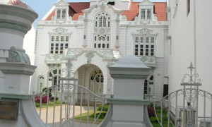 Melaka - Maison coloniale - Culture-Silat