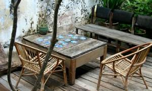 Melaka - Pause café - Culture-Silat