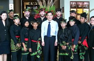 Démonstration Silat Fatani Kuala Lumpur - Culture-SIlat