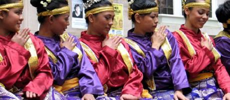 Danses indonésiennes