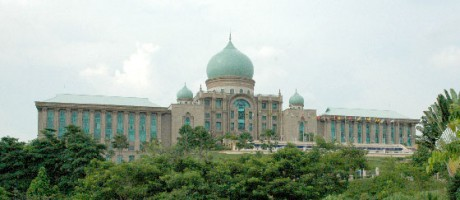 Voyage à Putrajaya