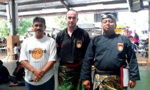 Jerome denorme ceinture noire fatani - Culture-Silat