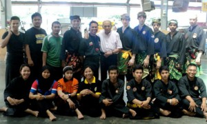 Photo de groupe Fatani France - Malaysia - Culture-Silat