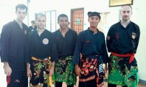 Team Fatani France voyage avril 2011