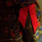 Pencak Silat - Sarong et ceinture du Silat Fatani