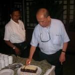 2006 - Tuan Raban à Bandung