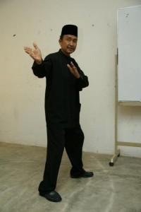 Penchak Silat - Bapak Anuar - Langkah Ngereng