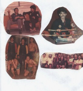 Penchak Silat - Cikgu Kamel et Cikgu Anuar maitres de pencak silat seni gayung fatani malaysia