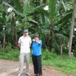 2013 - Tuan Raban & Cikgu Jerome au Sri Lanka