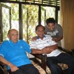 2013 - Tuan Raban & son neveu