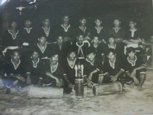 Pencak Silat - Seni Gayung Fatani Malaysia - Photo de groupe old school