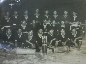 Pencak Silat - Seni Gayung Fatani Malaysia - Photo de groupe old school
