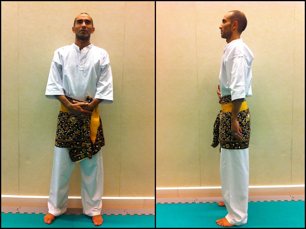 Tenue de Penchak Silat - Kimono de juge de silat olah raga
