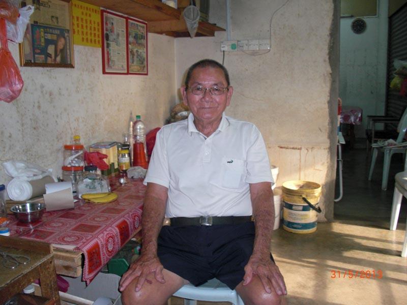 Carnet de Stage Silat Fatani 2013 - Masseur chinois à Kajang