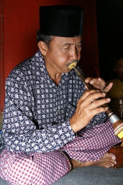 Cikgu Anuar Wahab - Serunai - Musique Silat Seni Gayung Fatani