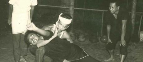 le jeune Cikgu Anuar