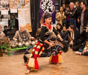 Cikgu Audy & Kadek Puspasari - Tari Silat & Jathilan (10)