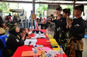 Compétition Silat Seni (1)