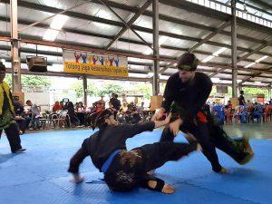 Compétition Silat Seni (2)