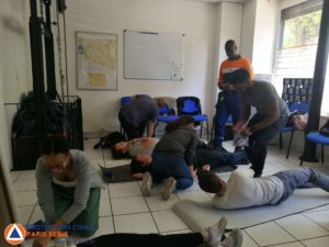 Culture SIlat - Formation PSC1 - Protection Civile (10)