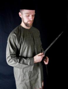 Culture Silat - Baju Melayu et songkok