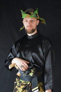 Culture Silat - Baju Silat licin