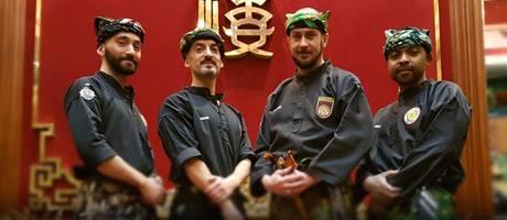 Culture Silat - Célébration au Nouvel An Chinois 2017
