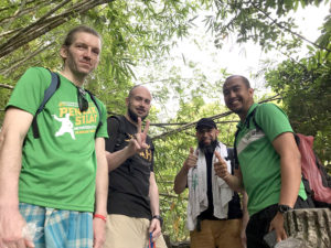 Culture Silat - Carnet de Voyage 2018 - Sorties et visites (1)