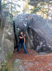 Culture Silat - Clip Silat - Repérages Fontainebleau 2015 (4)