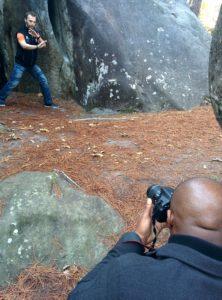 Culture Silat - Clip Silat - Repérages Fontainebleau 2015 (5)
