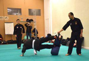Culture Silat - Cours de Silat avec cikgu Bro, entraîneur en Malaisie (2)