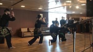 Culture Silat - Démo Silat - Délégation Permanente de la Malaisie à l'UNESCo - 2018 (1)