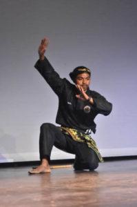 Culture Silat - Démo Silat Festival Langues et Culture - Avon 2018 (11)