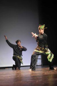 Culture Silat - Démo Silat Festival Langues et Culture - Avon 2018 (16)