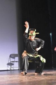 Culture Silat - Démo Silat Festival Langues et Culture - Avon 2018 (17)