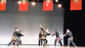Culture Silat - Démo Silat Festival Langues et Culture - Avon 2018 (21)