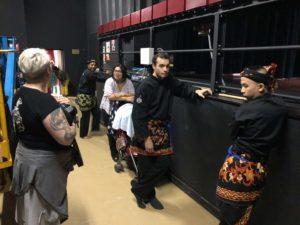 Culture Silat - Démo Silat Festival Langues et Culture - Avon 2018 (3)
