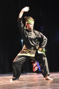 Culture Silat - Démo Silat Festival Langues et Culture - Avon 2018 (6)