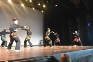 Culture Silat - Démo Silat Festival Langues et Culture - Avon 2018 (7)