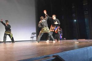 Culture Silat - Démo Silat Festival Langues et Culture - Avon 2018 (9)