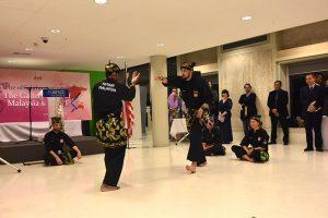 Culture Silat - Démo Silat Gayung Fatani - UNESCO 2017 (10)