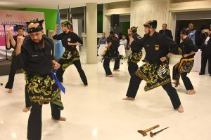 Culture Silat - Démo Silat Gayung Fatani - UNESCO 2017 (15)