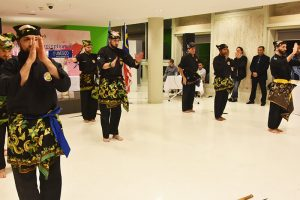 Culture Silat - Démo Silat Gayung Fatani - UNESCO 2017 (17)