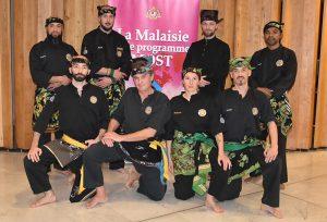 Culture Silat - Démo Silat Gayung Fatani - UNESCO 2017 (18)