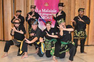 Culture Silat - Démo Silat Gayung Fatani - UNESCO 2017 (19)